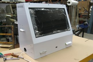 Touch Display Cabinet